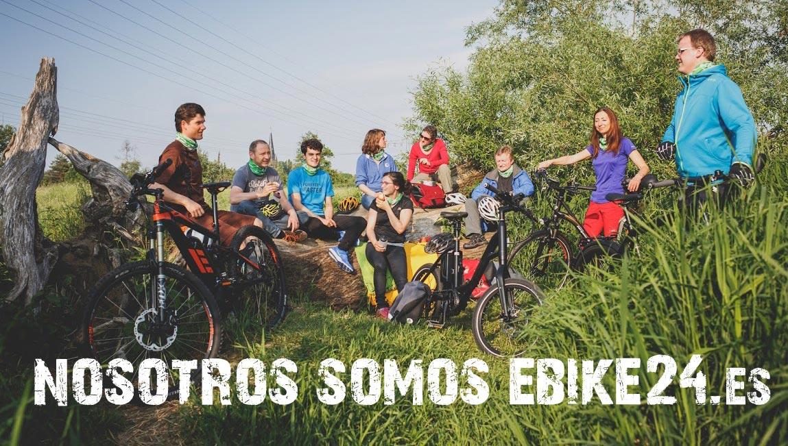 Equipo Elektrofahrrad24.de Alemania - EBIKE24.es España