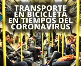 Coronavirus-Bicicleta-transporte-publico-