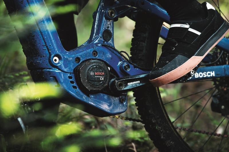 Motor Bosch Performance Line CX Generation 4 für E-Bikes
