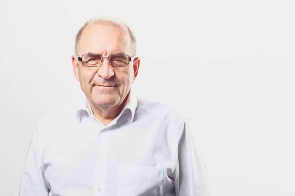 Ernts Brust Geschäftsführer Technik des Zweiradindustrieverbandes ZIV