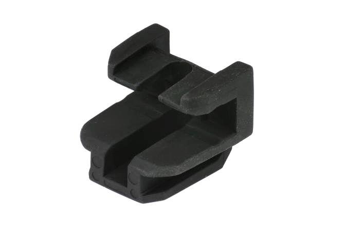 Adaptador de placa guía para batería de portaequipaje Bosch - 8 mm