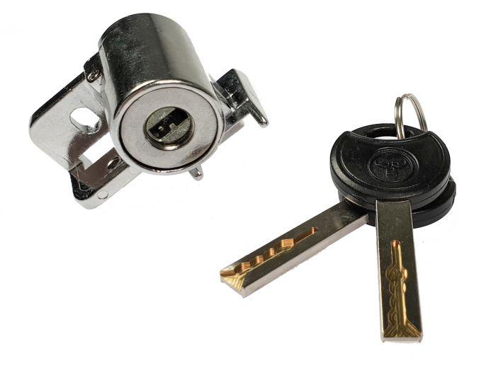 Cilindro llave Trelock para baterías Impulse Panasonic