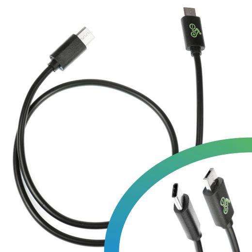 Cable USB para cargar su Smartphone a través del display Intuvia y Nyon de Bosch