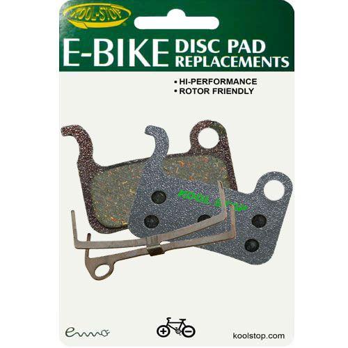Pastilla de freno Kool Stop e-bike D630E para Shimano