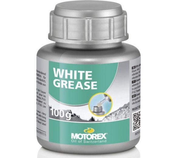 Grasa blanca Motorex - Lubricante