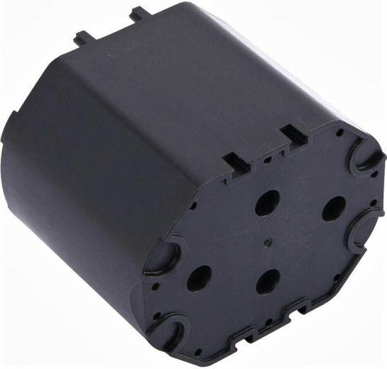 Adaptador para usar una batería Bosch Powertube 500 Wh en ebikes con batería de 625Wh vertical y horizontal.