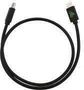 Cable de carga USB: para la conexión entre la pantalla de Bosch y el teléfono Conector USB-C