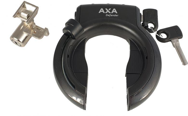 Cilindro de cierre del marco del Defender AXA y cilindro de cierre de la batería para la unidad de Impulse