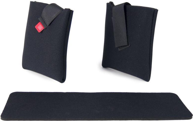Set de fundas de neopreno FAHRER para el transporte o almacenamiento de la eBike