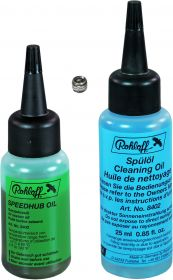 Aceite Rohloff de SPEEDHUB 500/14 - Set 25 ml (aceite para toda estación + aceite de lavado)