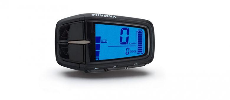 Yamaha Sideswitch LCD-Display Tipo A