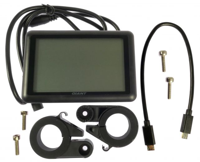 Pantalla LCD Giant Ride Control con cable USB