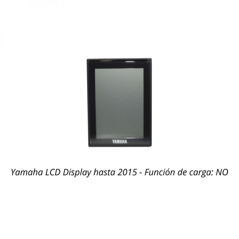 Yamaha LCD DIsplay bis 2015