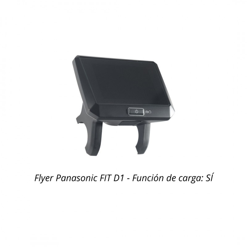 Flyer Panasonic FIT D1 Display
