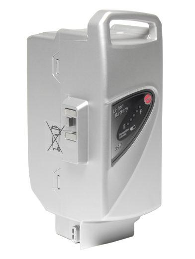 Batería Panasonic 36 voltios - 12Ah para todos los pedelecs Flyer con motor Deluxe