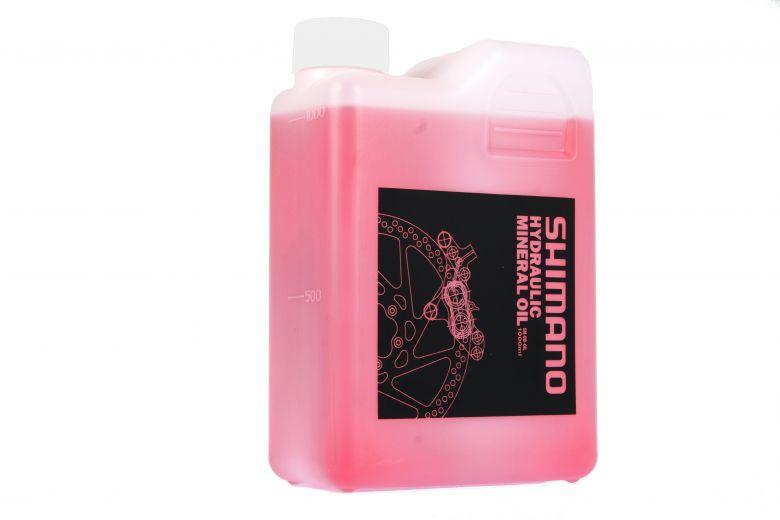 Aceite mineral Shimano para frenos de disco
