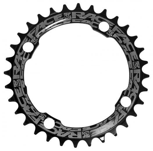 Plato de cadena Race Face  Narrow Wide 32 dientes 104mm - negro - 1