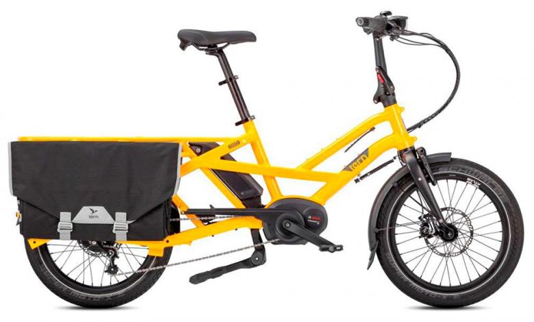 TERN GSD s00 2019 Ebike de carga compacta