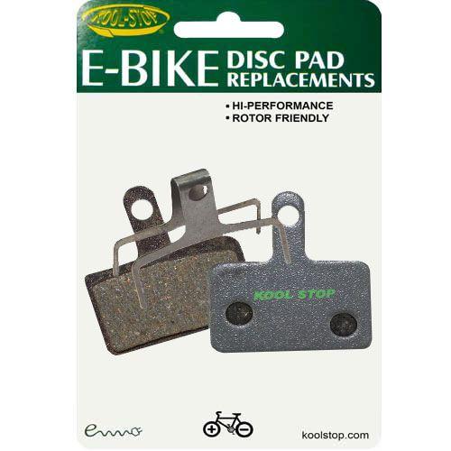 Pastilla de freno Kool Stop E-Bike D620E Shimano Disc Brakes