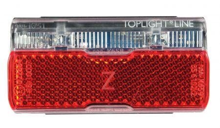 Luces traseras B&M Toplight Line para bicicletas eléctricas - 323/5AL0211 & 323/8AL0211