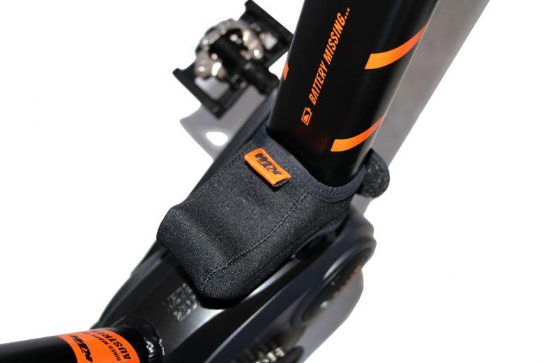 Cubierta protectora para portapilas Bosch Batería de marco