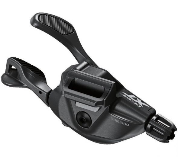 SHIMANO SL-M8100 DEORE XT Palanca de cambio de 12 velocidades | I-Spec EV