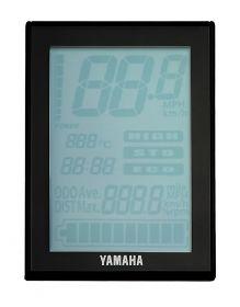 Pantalla LCD de Yamaha para e-bikes a partir de 2016