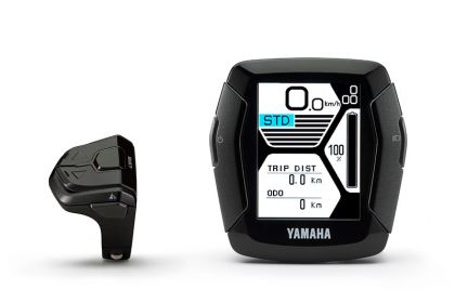 Yamaha Multi LCD-Display - Display C - con  conexión Bluetooth