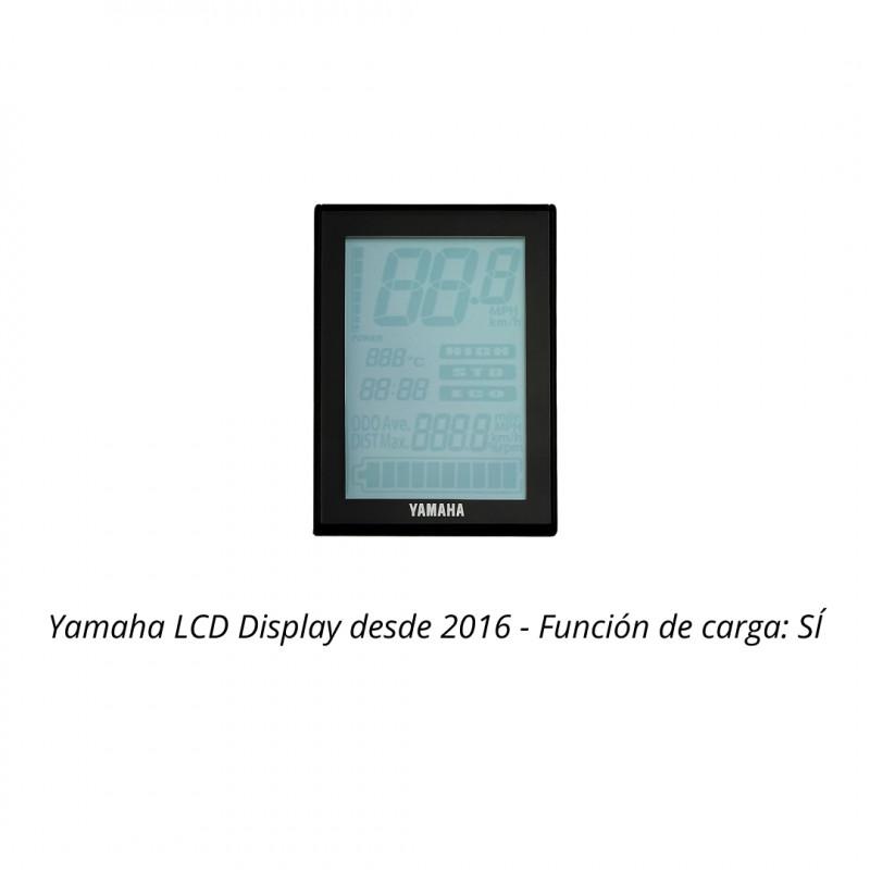 Yamaha LCD Display ab 2016