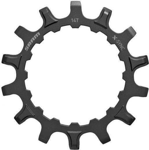 SRAM Eagle X-SYNC™ Plato para transmisiones BOSCH de acero | 14 dientes