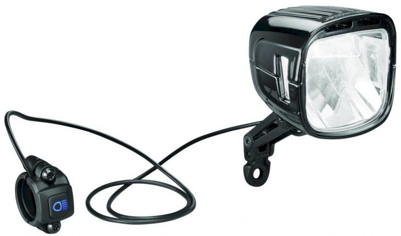 Busch & Müller Lumotec IQ-XL - Faro LED para E-bike
