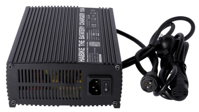 Cargador Haibike Flyon para batería de 630 Wh