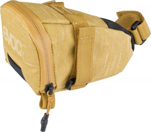 Bolsa de sillín Evoc Tour M 0,7L bolsa de sillín - amarillo arcilla