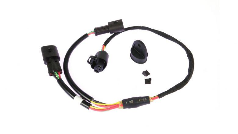 Kit adaptador cable en Y Bosch para doble batería. Sistema de batería dual - Bosch Dual Battery - 2