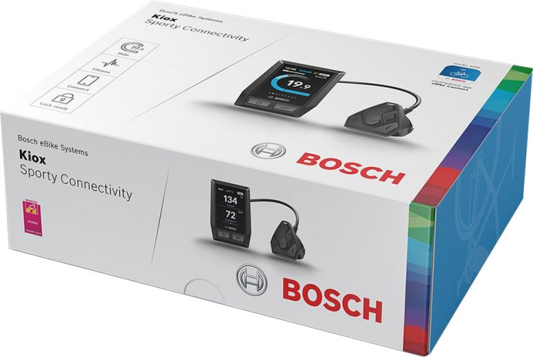 Display Bosch Kiox - Kit conversión