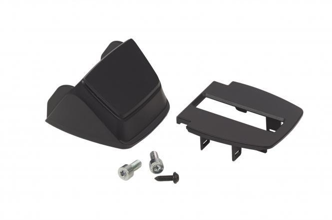 Carcasa de plástico. Pieza superior, sujeción de baterías Bosch Powerpack de montaje en cuadro