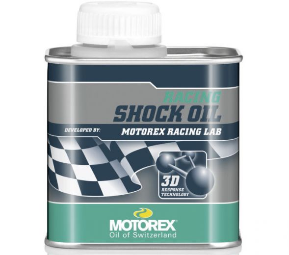 Motorex Racing Shock Oil - Aceite para amortiguadores
